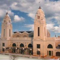 Worcester Union Station - Front View
