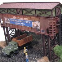 Gravel & Coal Company Kit - Front Right View