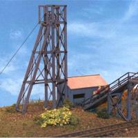 Grover Cleveland Mine - Front View