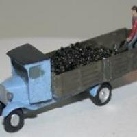 Coal Delivery Truck - N