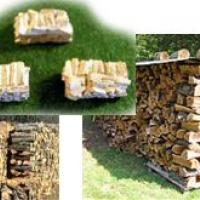 Split Wood Stack Assortment - N