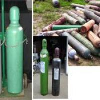 Acetylene Tank Assortment - N