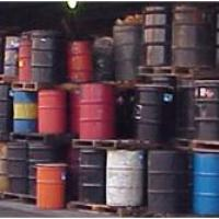 55-Gallon Drums Stacks - Z Scale