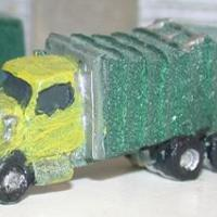 Trash or Garbage Trucks - Z Scale