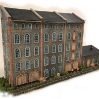 Stone Wall Panel System Kit - Front Left View