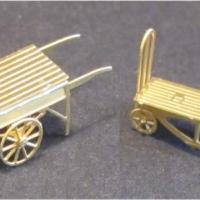 Market Carts - Assembled Models