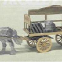 Peddler's or Merchant's Wagon - Z