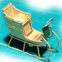 Cutter Sleigh – Front View