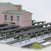 Union City Station Expansion Platforms