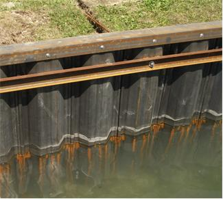 Steel Retaining Wall Panels Z Quality Amp Innovation
