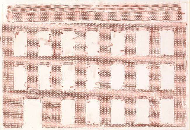 Wall Panel System O Scale Modern Brick Quality