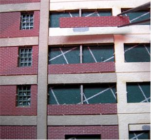 Curtain Wall Panel System Twin Pack Kit N Quality